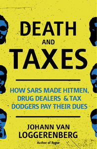 Death and Taxes - Johann van Loggerenberg (Trade Paperback) - Cover