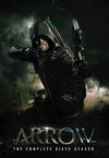 Arrow - Season 6 (DVD)