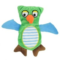 MCP - 20cm Owl Plush Dog Toy (Assorted) - Cover