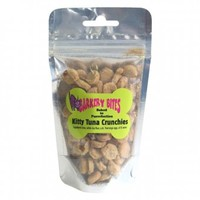 Barkery Bites - 100g Kitty Tuna Crunchies Biscuit - Cover