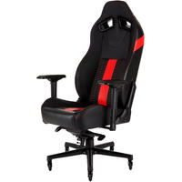 Corsair - T2 Road Warrior Gaming Chair - Black/Red