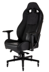 Corsair - T2 Road Warrior Gaming Chair Black/Black