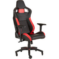 Corsair - T1 Race Gaming Chair 2018 - Black/Red