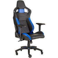 Corsair - T1 Race Gaming Chair 2018 - Black/Blue