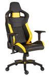 Corsair - T1 Race Gaming Chair 2018 - Black/Yellow