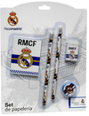 Real Madrid - Club Crest Stationery Set (5pc)