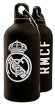Real Madrid - Club Crest Aluminium Water Bottle (400ml)