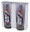 Real Madrid - Club Crest Boxed Tumbler (Pack of 2)