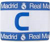 Real Madrid - Club Crest & Name Captains Armband