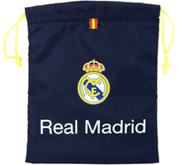Real Madrid - Colour Club Crest Lunch Bag - Cover