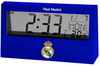 Real Madrid - Club Crest Digital LCD Alarm Clock