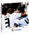 Real Madrid - Club Crest & Players Photo Folio A5 Ring Binder (Pack of 2)