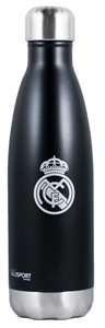 Real Madrid - Club Crest Premium Insulated Bottle (500ml) - Cover