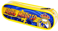 Real Madrid - Club Crest & Logo Pencil Case - Cover