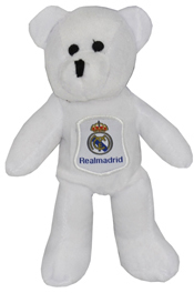 Real Madrid - Club Crest Solid Mini Bear - Cover