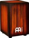 Meinl HCAJ2RTS Headliner Designer Series String Cajons (Tiger Striped Rojo)