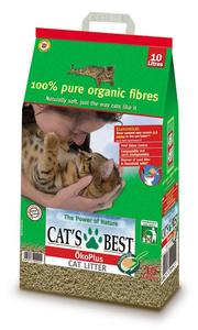 Cat's Best - Oko Plus Cat Litter (4.3kg) - Cover