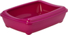Aristotray - Litter Tray & Rim - Hot Pink (Large)