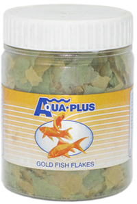 Aqua Plus - Fish Food Goldfish Flakes (10g) - Cover