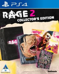 Rage 2 - Collector's Edition (PS4) - Cover