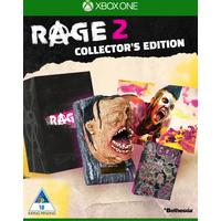 Rage 2 - Collector's Edition - Exclusive to Raru (Xbox One)