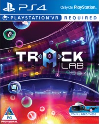 Track Lab (PS4) - Cover