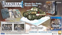 Valkyria Chronicles 4 - Memoirs from Battle Collector's Edition (PS4)