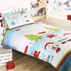 Snowman Christmas Duvet Set (Single)