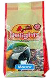 Aviplus - Delights Macaws/Cockatoo (1kg) - Cover