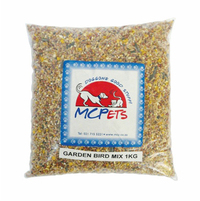 MCPets - Bird Food Garden Mix (1kg) - Cover