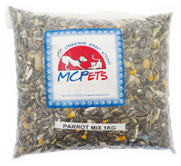 MCPets - Bird Food - Parrot Mix (1kg) - Cover
