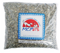 MCPets - Bird Food - Sunflower Seed (1kg) - Cover