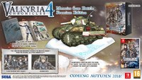 Valkyria Chronicles 4 - Memoirs from Battle Collector's Edition (Nintendo Switch)
