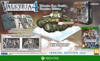 Valkyria Chronicles 4 - Memoirs from Battle Collector's Edition (Xbox One)