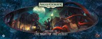 Arkham Horror: The Card Game - Return to the Night of the Zealot Expansion (Card Game) - Cover