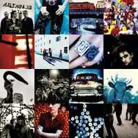 U2 - Achtung Baby (Vinyl) - Cover