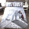 Anoushka Christmas Duvet Set (Single)