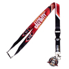 Call Of Duty - Lanyard - Red/Black