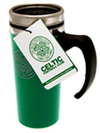 Celtic - Club Crest Aluminium Travel Mug