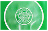 Celtic - Club Crest Bullseye Flag