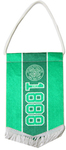 Celtic - Club Crest & Date Established Mini Pennant