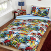 Comic Strip Duvet Set (Single)