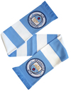 Manchester City - Club Crest & Colours Bar Scarf