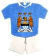 Manchester City - Club Crest Kit Air Freshener Cover