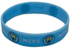 Manchester City - Club Crest Single Wristband