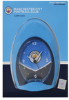 Manchester City - Club Crest Swoop Alarm Clock Cover