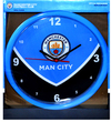 Manchester City - Club Crest Swoop Wall Clock Cover