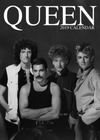 Queen - 2019 Calendar Unofficial