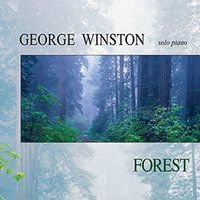 George Winston - Forest (CD) - Cover