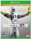 Madden NFL 19 - Hall of Fame Edition (US Import Xbox One)